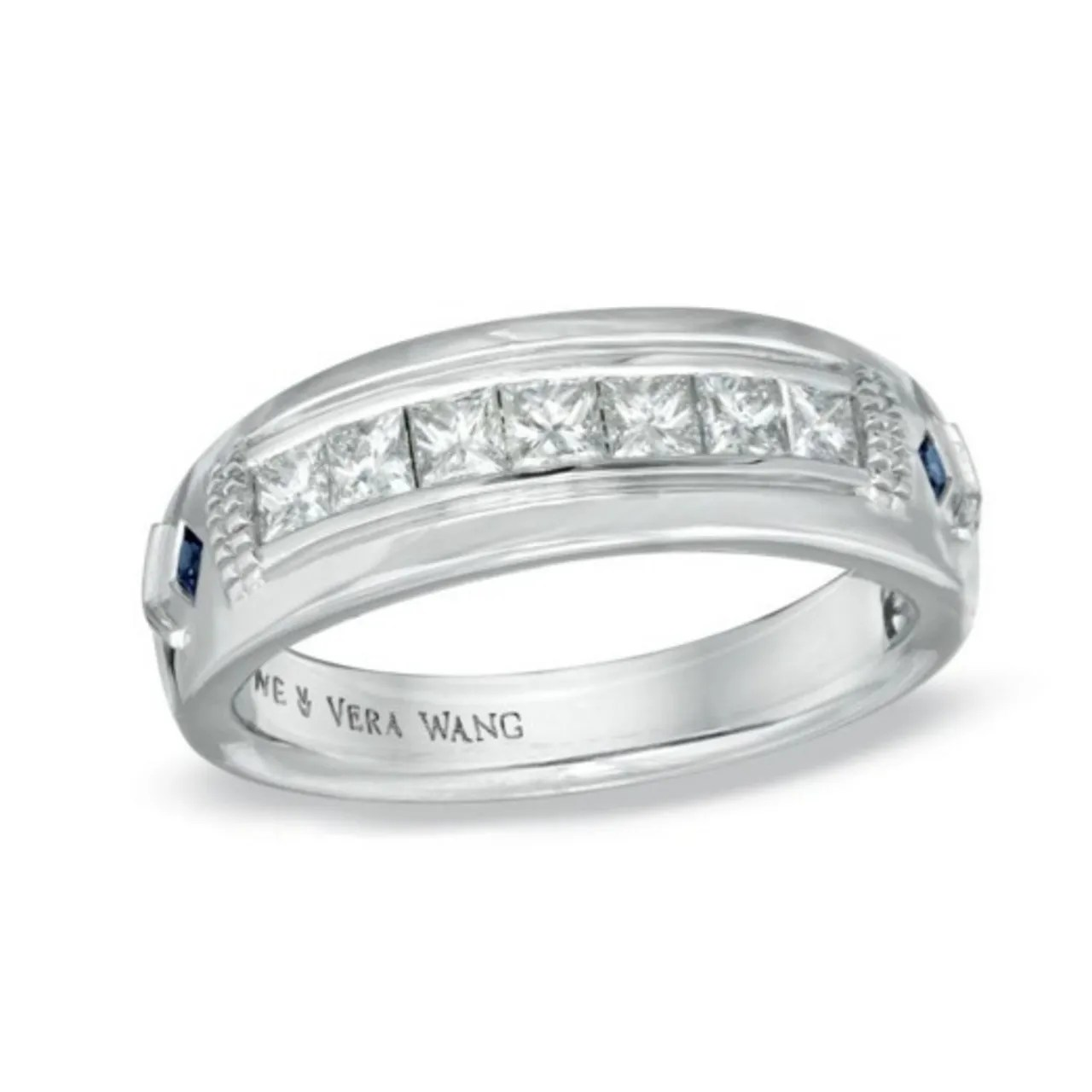 Bling Y Wedding Rings For Guys Do Or Dont Apparently