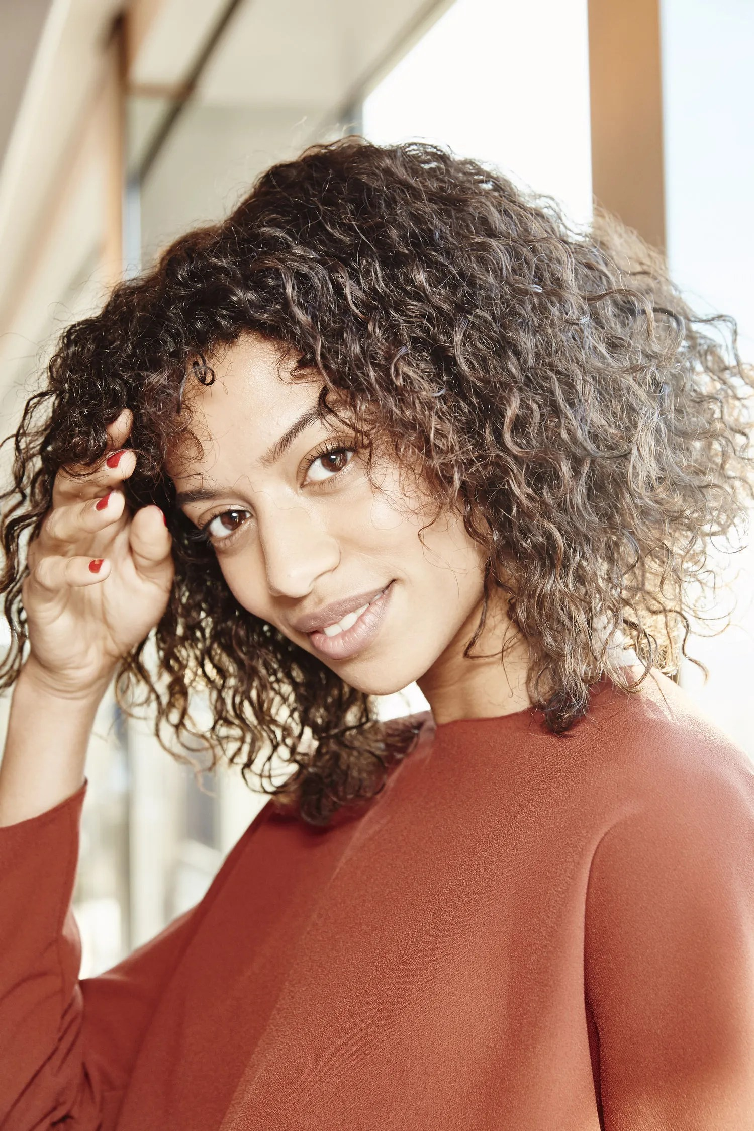 Curly Girl Hair Tips How to Preserve Your Curls While You Sleep