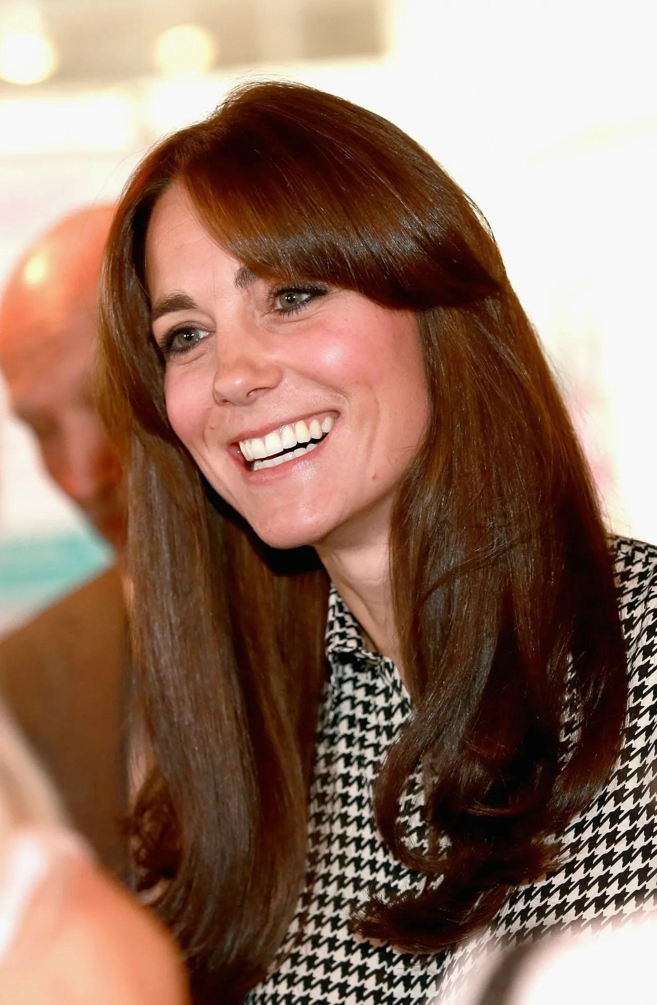 The Evolution of Kate Middleton s Bangs