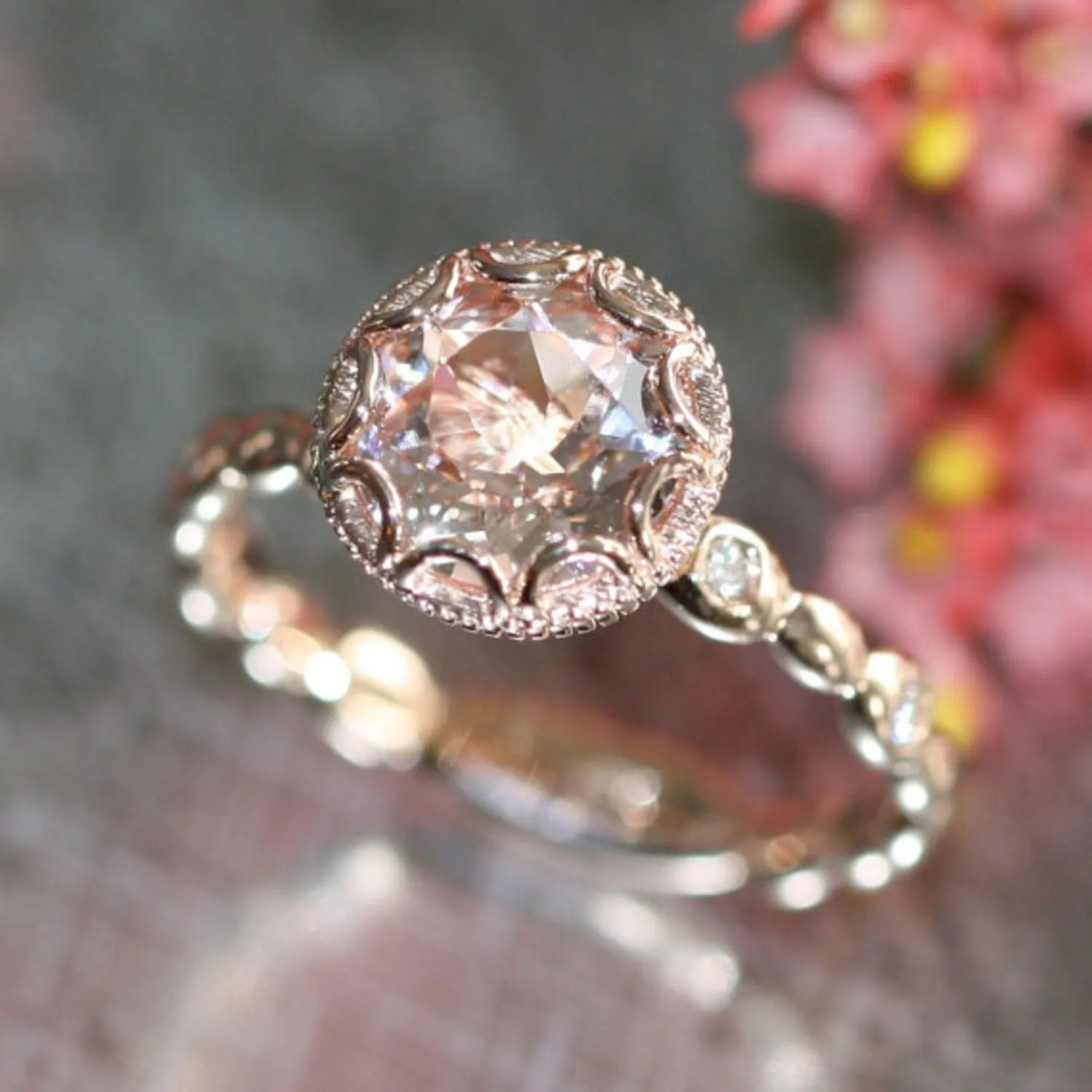 A Dozen Engagement Rings For People Who Dont Give A Damn