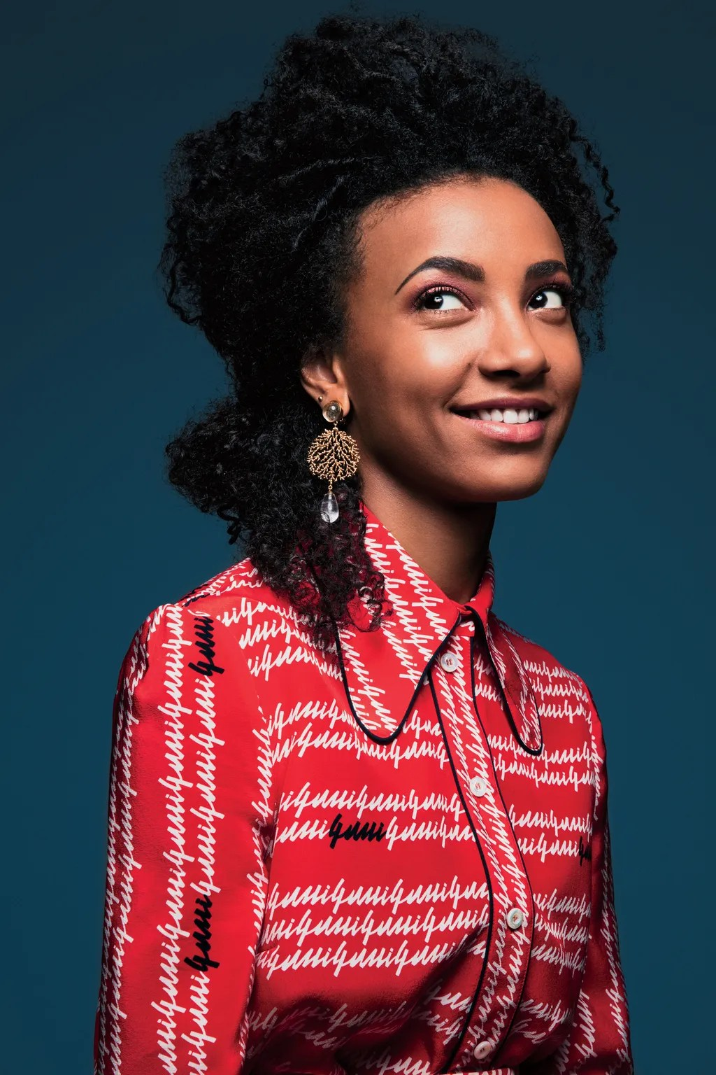 How Esperanza Spalding Came To Love To Her Curls When My
