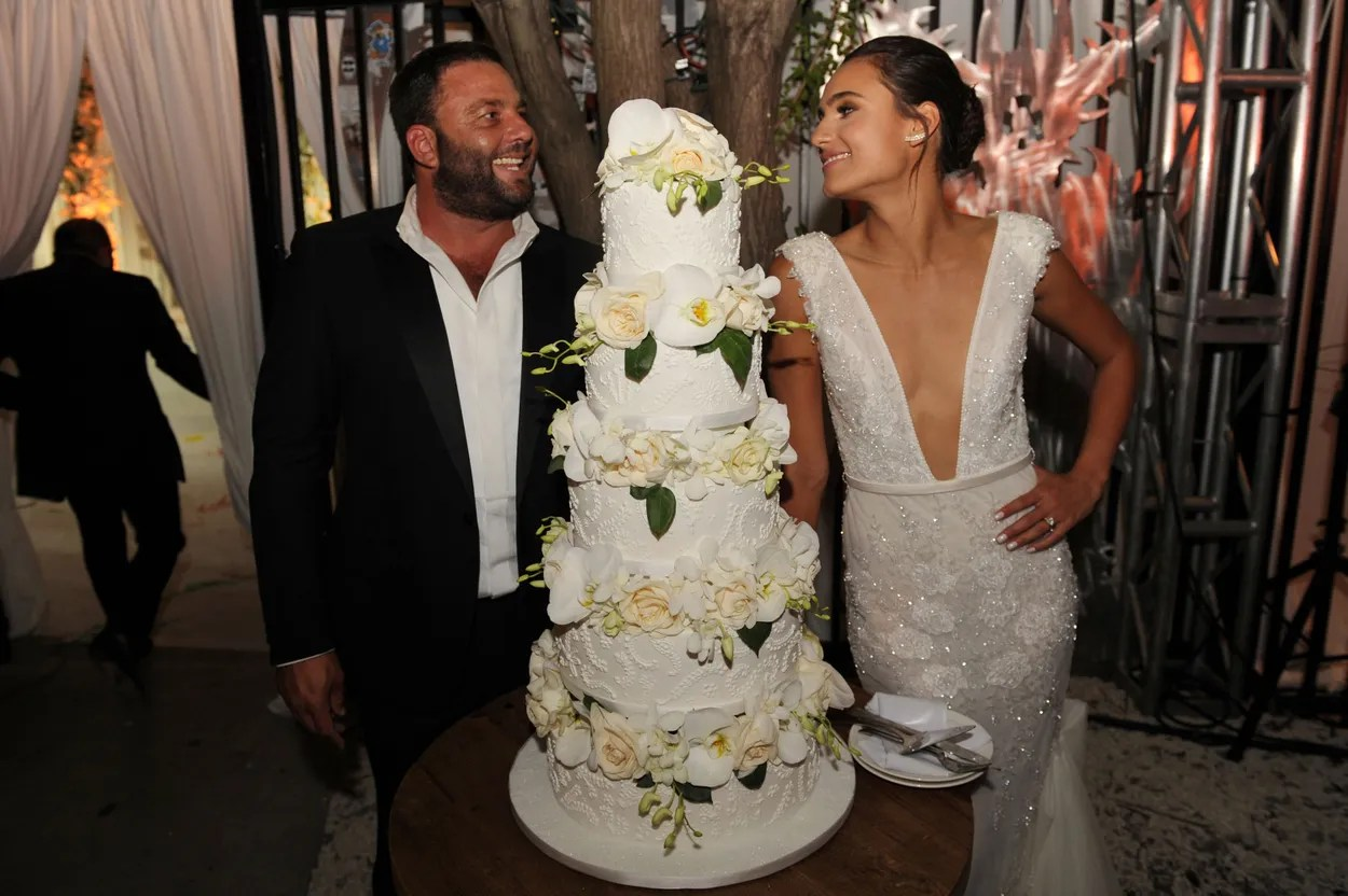 David Grutman And Isabela Rangel Wedding Pictures Glamour