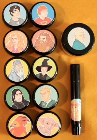 Harry Potter Makeup You Can Actually Buy Really Exists
