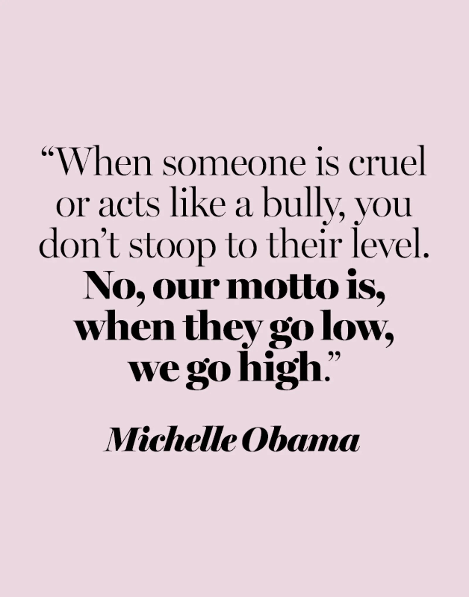 10 Michelle Obama Quotes We Need Now More Than Ever
