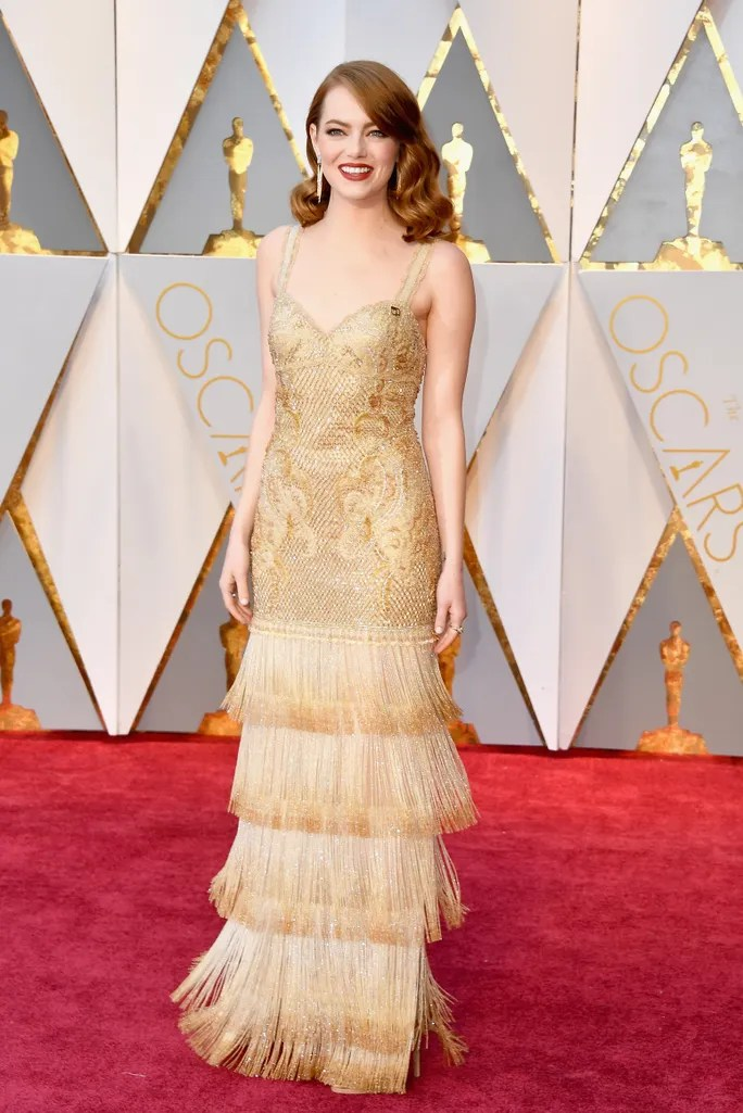 Best Dresses Oscars All Time