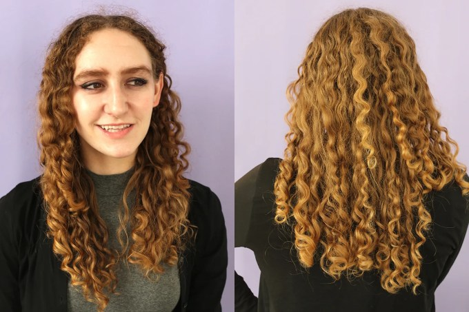 i tried the best curly-hair routines from reddit—here's what worked