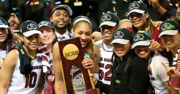 University of South Carolina Women's Basketball Team Turns ...