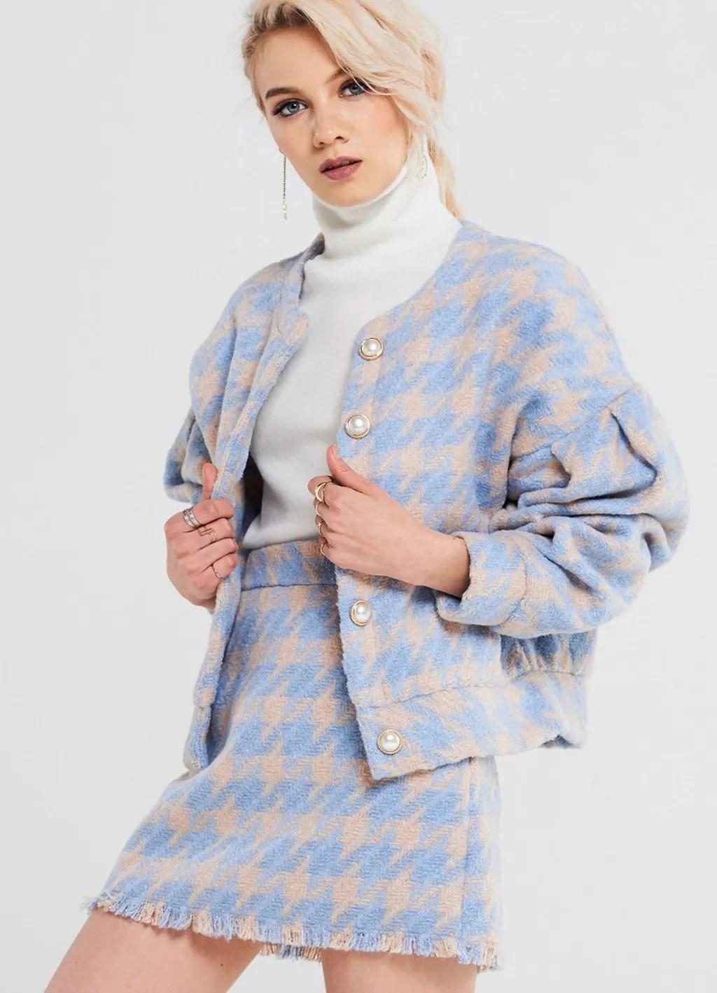 Spring 2018 Wardrobe Essentials: Skirt Suit