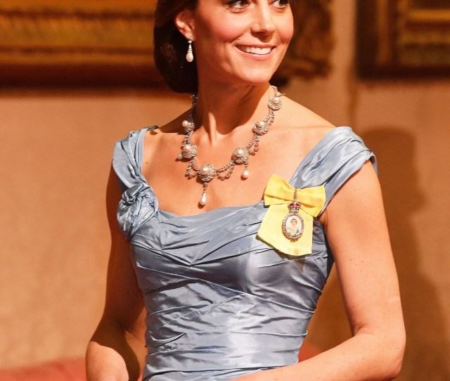 Kate Middleton Has Worn A Tiara Only Nine Times See Them All Here Glamour