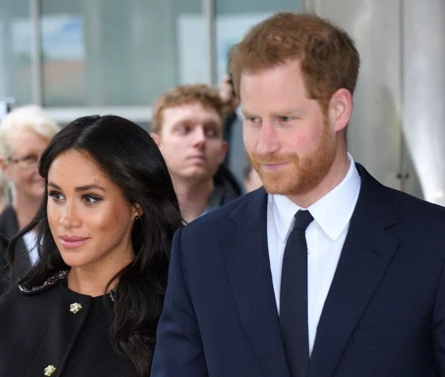 Prince Harry And Meghan Markle Have Reportedly Planned Their First Trip With The Royal Baby