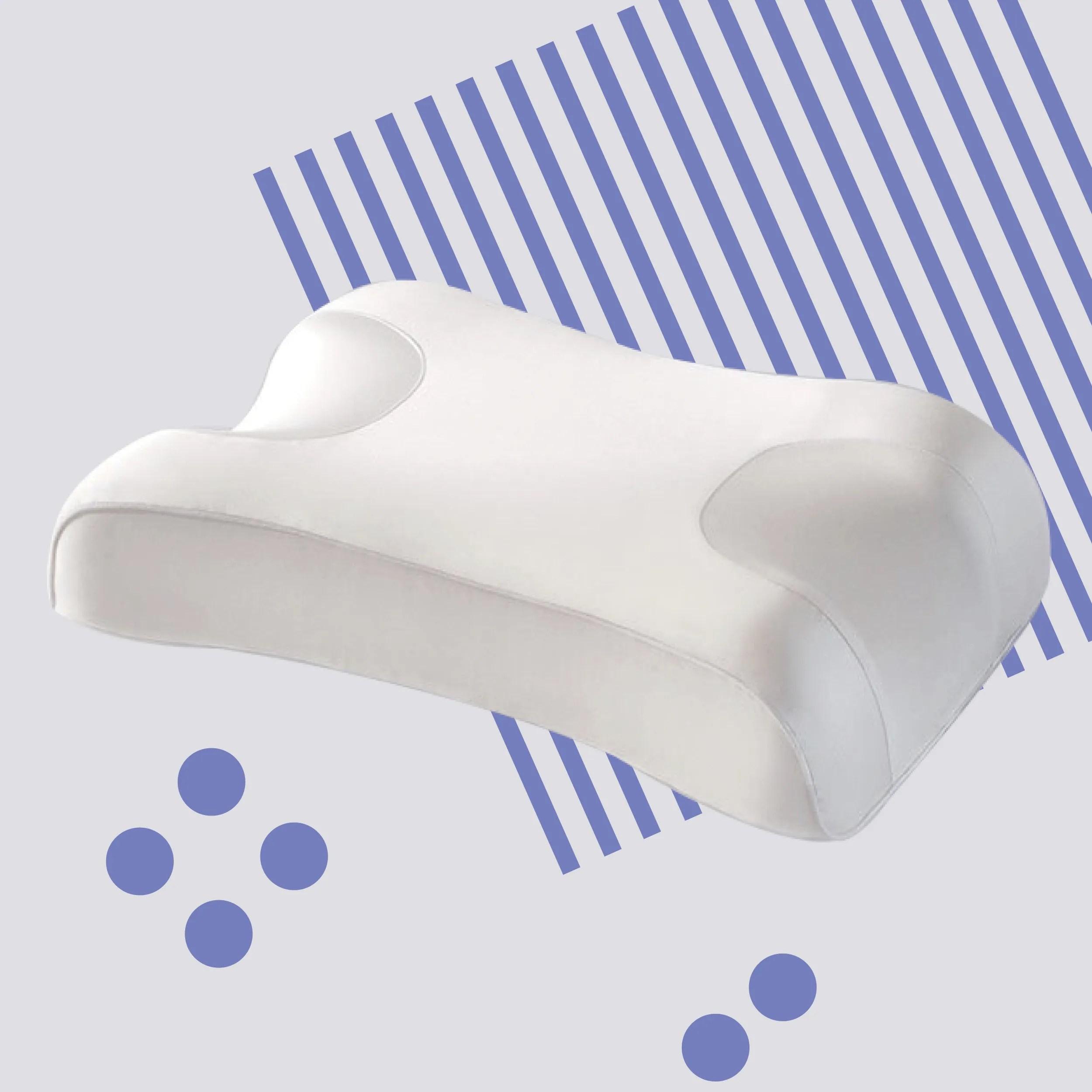 best pillow for preventing wrinkles