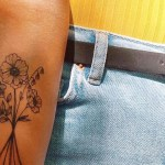 43 Gorgeous Flower Tattoos Designs You Need In 2021 Glamour