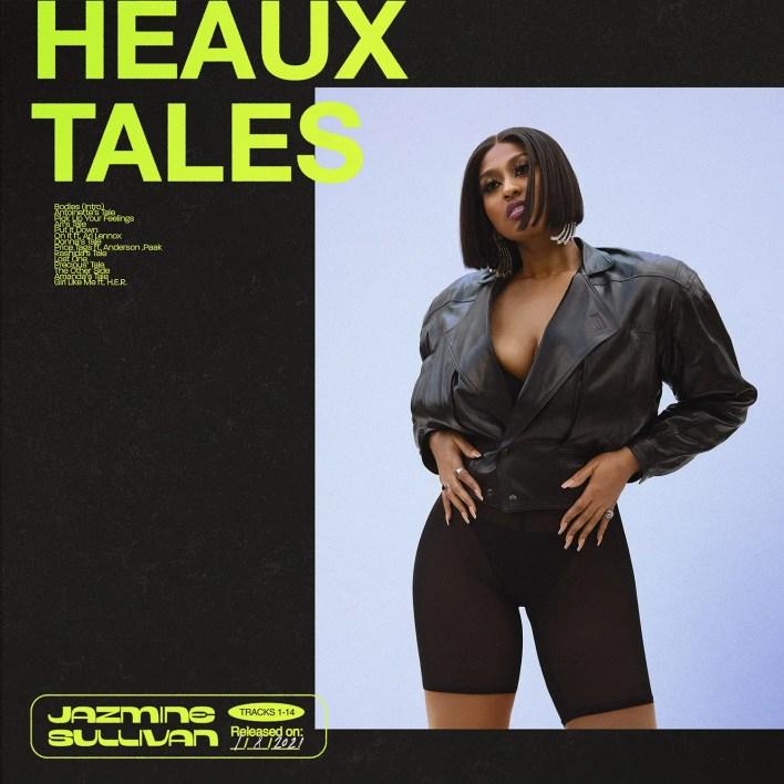 Jazmine Sullivan Heaux Tales cover