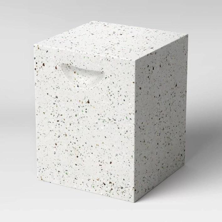 terazzo block table