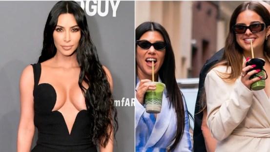 Kim Kardashian directly asked Addison Rae if she had connected with Kourtney