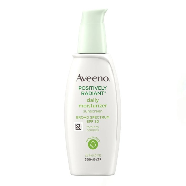 bottle of moisturizer