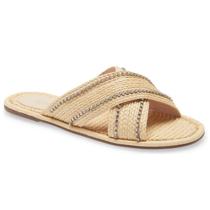 Schutz Carlotta Slide Sandals
