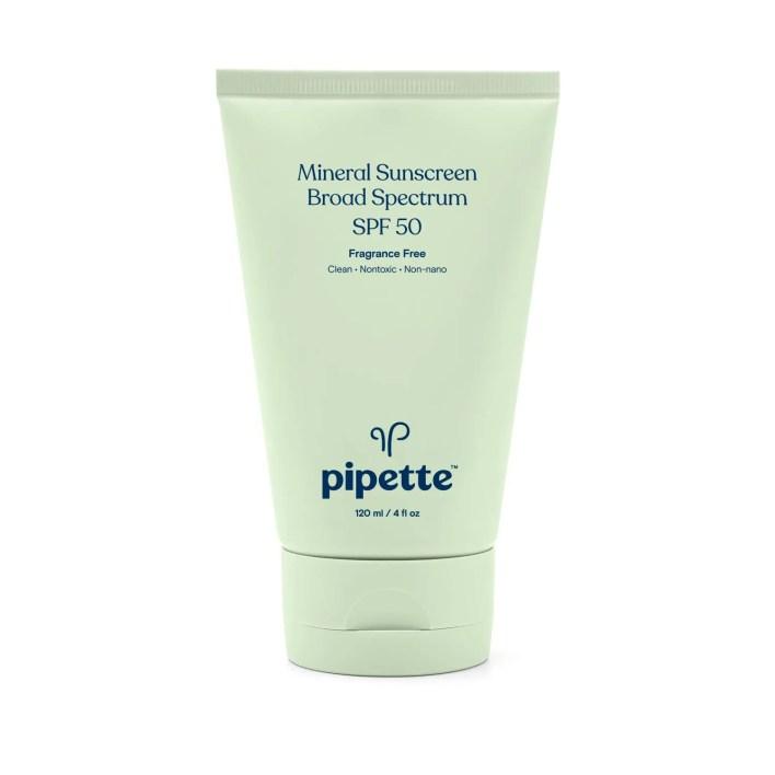 Pipette Mineral Sunscreen SPF 50