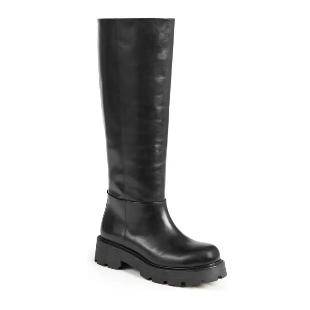 Zara Flat Knee-High Boots