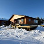 Bed And Breakfast With Northern Lights Views Near Whitehorse Yukon