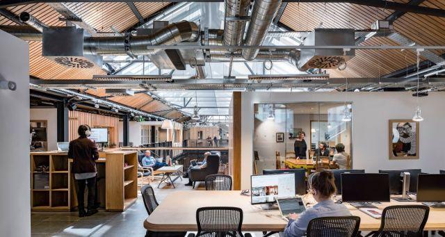 4 Super Cool Tech Design Offices