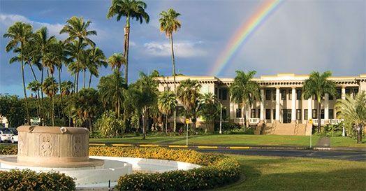 UH Manoa - University of Hawai'i - Honolulu, HI