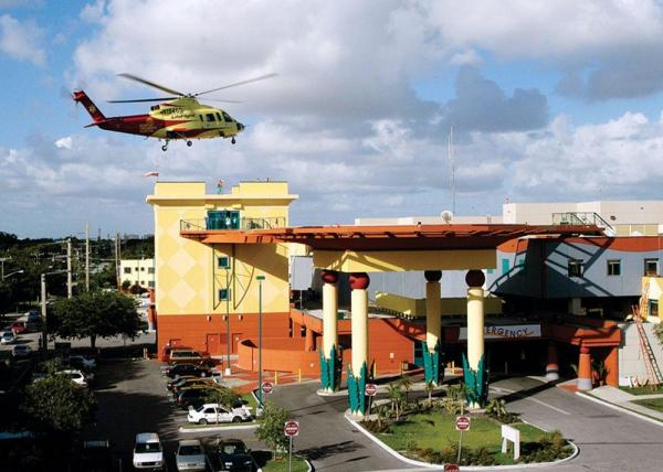 LifeFlight giving access to h... - Nicklaus Children's ...