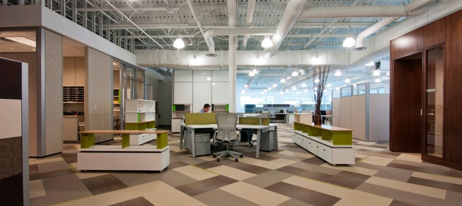 Office Interior Furniture Marketing Group Office