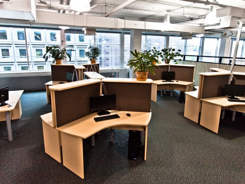 bureau open space percy miller montreal qc canada