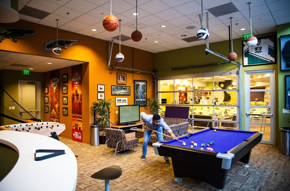 Unwind And Relax Inside Our G Taco Bell Office Photo