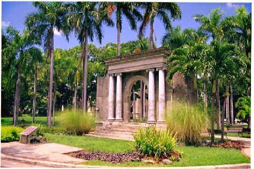 UPRM Portico - University of Puerto Rico - Mayaguez, PR