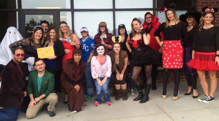 halloween costume contest reverse mortes com office photo