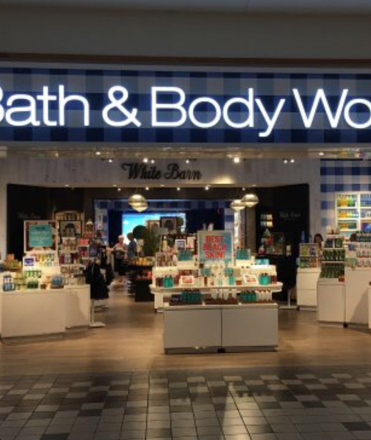 L Bath And Body Works