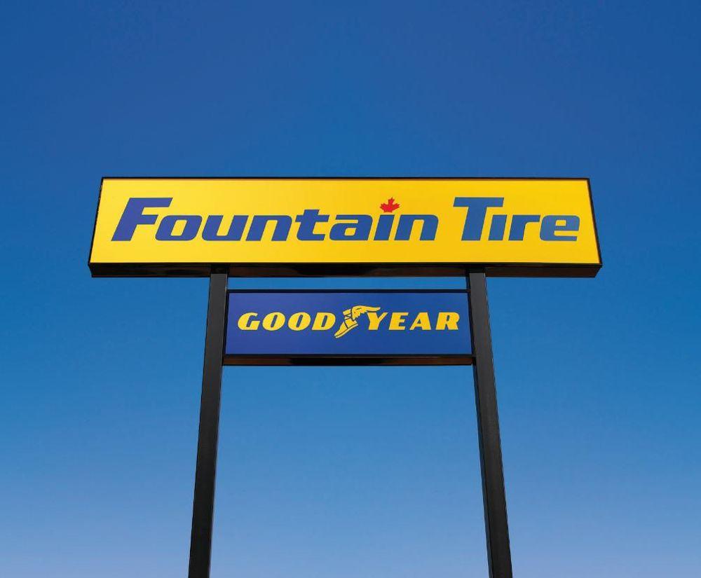 Fountain Tire Hq