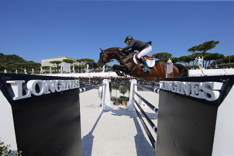 Longines Global Champions Tour Rome: day 2