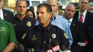 Orlando shooting: Police describe battle with gunman