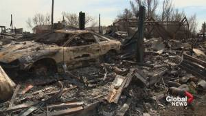 Alberta couple believes CN Rail is responsible for devastating grass fire