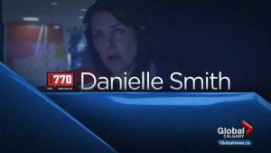 Danielle Smith joins the conversation on Calgary Global News Morning (03:01)