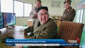 Russia, North Korea and Donald Trump – discussing the latest from the Trump administration