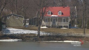 Pierrefonds-Roxboro monitors water levels