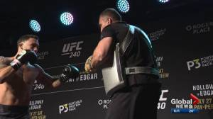Aurora Cannabis teams up with UFC to research CBD use to manage pain in MMA athletes