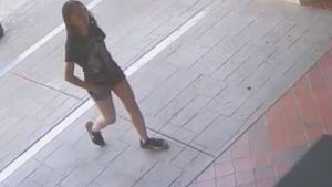 Police release surveillance video of Marrisa Shen