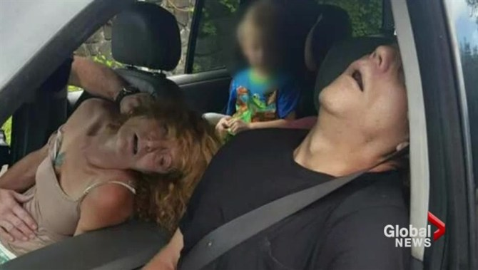 Shocking photos of Ohio overdose victims problematic, say addiction experts