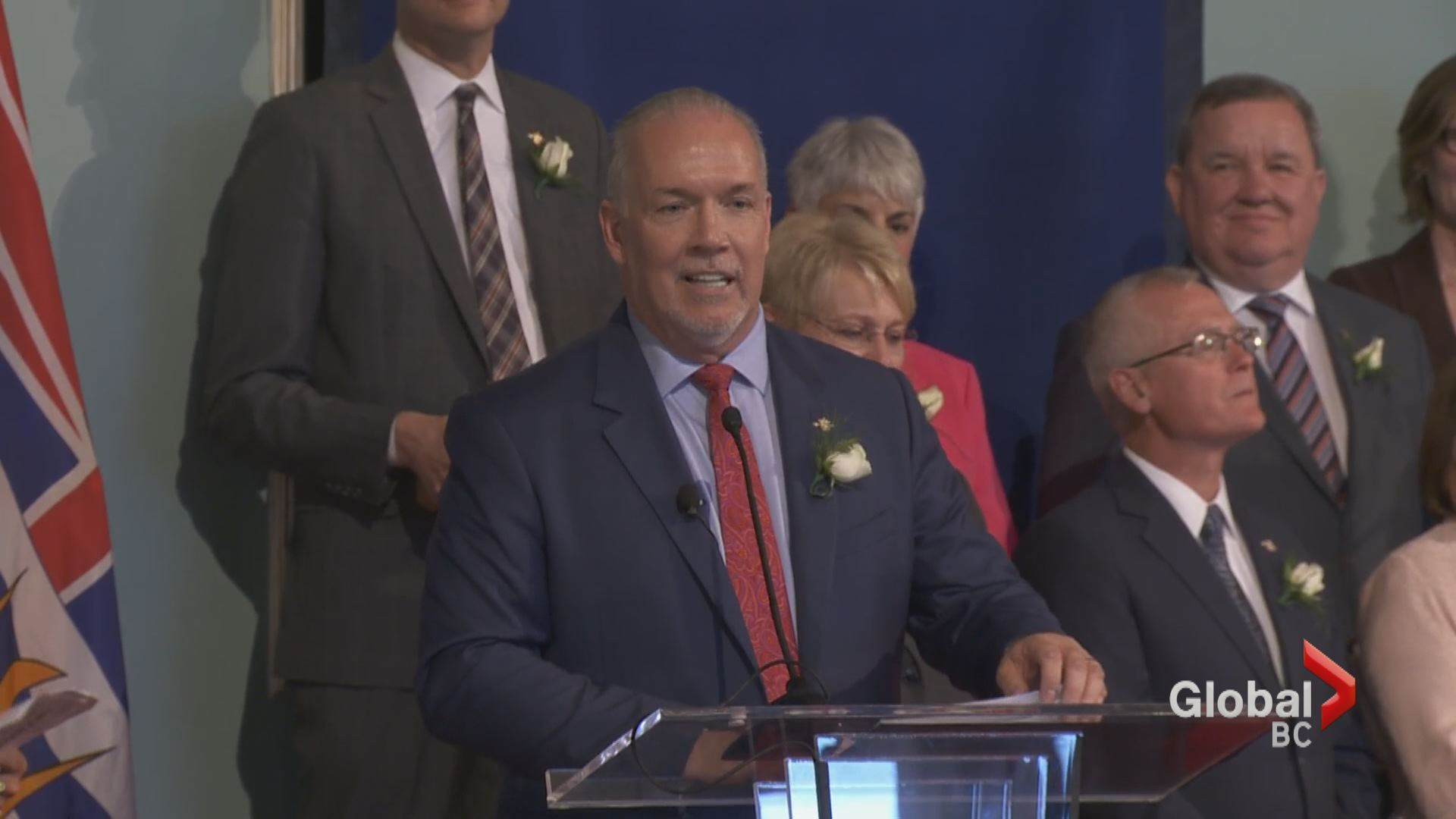 Premier John Horgan's brother dies of cancer at 71