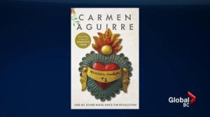 Actress and writer Carmen Aguirre talks healing from PTSD in new book