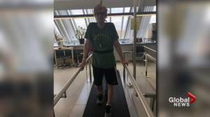 Humboldt Broncos survivor released from Saskatoon hospital