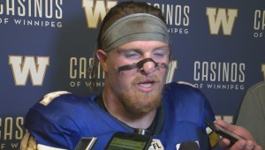 RAW: Blue Bombers Adam Bighill Post Game – July 7