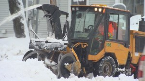 N.B. slammed with winter storm, knocking out power for thousands
