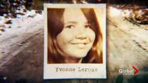 Cold Case Files: 44 years later, Ontario police on the hunt for Yvonne Leroux's killer