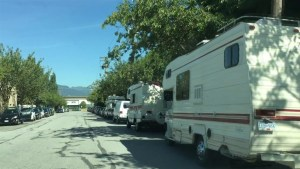 The growing lack of affordable housing in Metro Vancouver has forced more people to turn living in RVs.